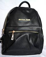 Черный женский рюкзак Майкл Корс код 10-1