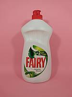 Fairy - Жидкое средство для мытья посуды Зеленое Яблоко 500мл