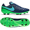 Футбольные мужские бутсы Nike Tiempo Genio II Leather FG