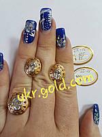 Кольцо из медицинского золота.
