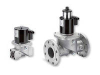 Газовые магнитные клапаны VMR / VML