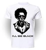 Футболка GeekLand Терминатор Terminator I'll be black TM.01.002