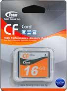 CompactFlash 16Gb Team 233x
