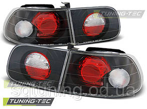 Задние фонари HONDA CIVIC 09.91-08.95 3D BLACK