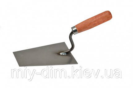 Кельма чотирикутна 180мм TEHCNIKS (06-041)