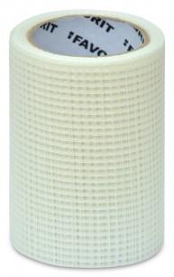 Стрічка серпянка 42мм х 90 м FAVORIT (10-202)