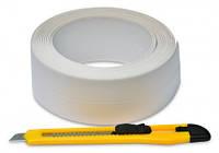 Стрічка-бордюр для ванн 62ммх3,2м з ножем (10-503)