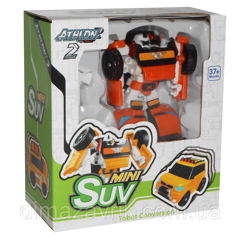 Детская игрушка Трансформер Тобот Suv