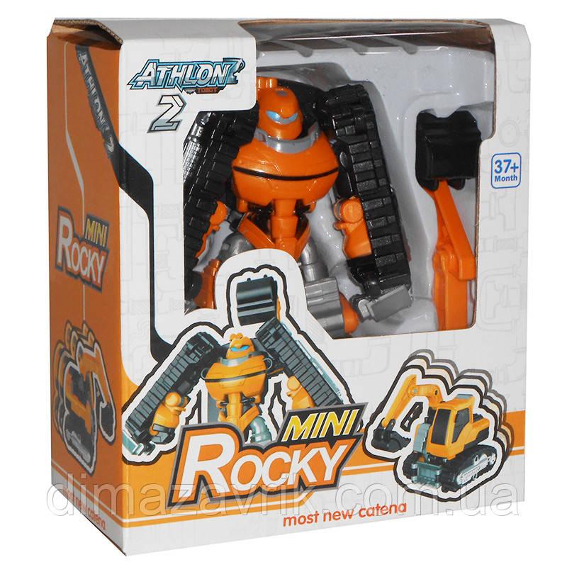 Детская игрушка Трансформер Тобот Rocky