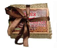 Мыло-скраб с фитором и молотым кофе 130 г