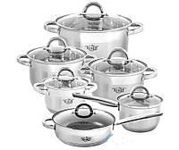 Набор посуды Krauff12 предметов 26-242-003