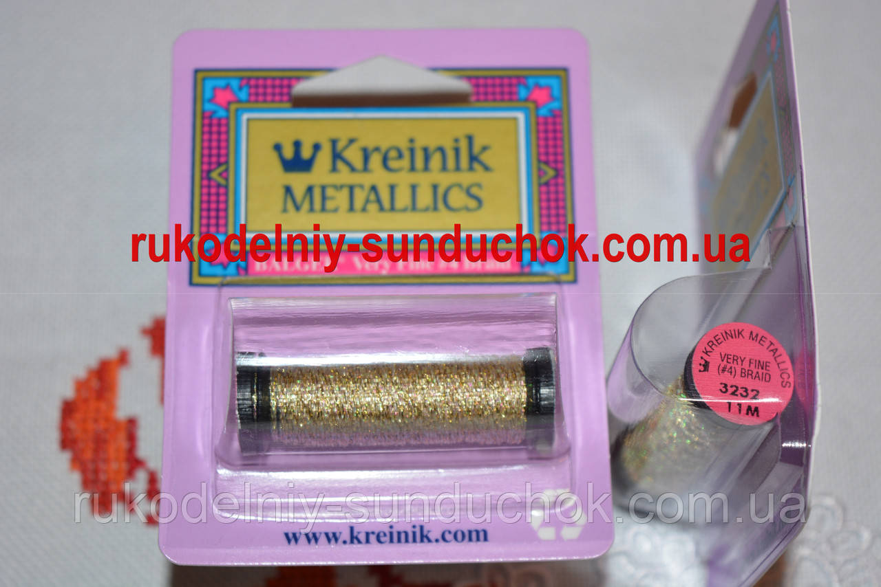 Kreinik VF (#4) 3232 (very fine)