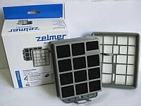 HEPA фильтр для пылесоса Zelmer (2шт.) VC3300.200 (ZVCA355S)