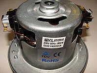 Двигатель для пылесоса  VAC022UN 1800W  Ø=130мм  h=115мм