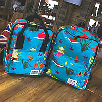 Цветной рюкзак из нейлона, фото 1