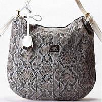 Женская сумка Velina Fabbiano серая