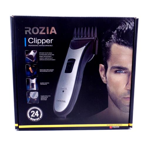 Машинка для стрижки волос Rozia HQ220 аккумуляторная