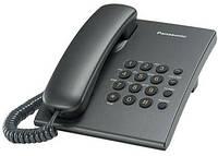 Офисный телефон Panasonic KX-TS2350RUB бу черный
