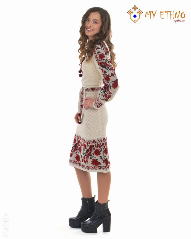 лляное платье