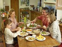 Организация и проведение семейного ужина