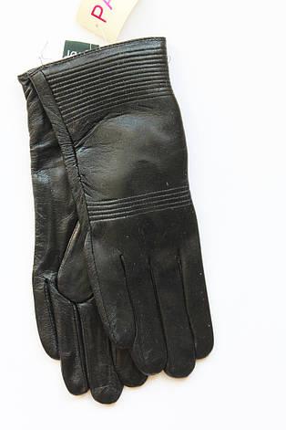 """Кожаные перчатки """"Регина"""" Большого размера, фото 2"""