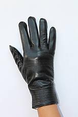 """Кожаные перчатки """"Регина"""" Большого размера, фото 3"""
