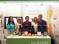 Компания Здоровый дом приняла участие в выставке InterBuild Одесса