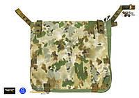 """Индивидуальный полевой бивачный боевой набор M,U,B,S,""""SSS"""" (Shelter/Stretcher/Seat) - Shelter - Coyote Brown / Bag- Covert Transitional Camo"""