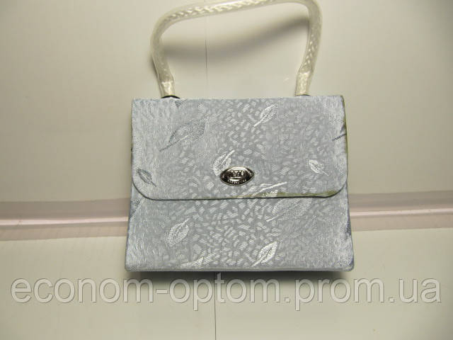 Женская сумка чемоданчик разных цветов 10х13.5 см