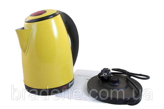 Чайник электрический Domotec MS-7001, фото 2