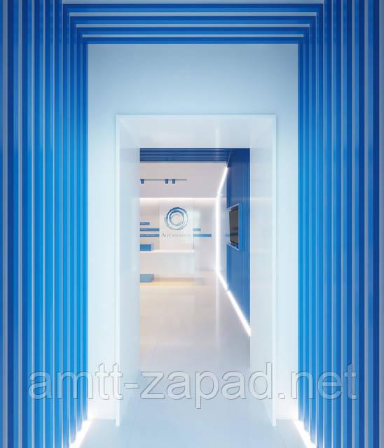 АМТТ производитель кубообразного потолка