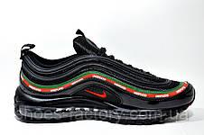 """Кроссовки мужские в стиле Nike Air Max 97 OG, Black """"UNDEFEATED"""", фото 3"""