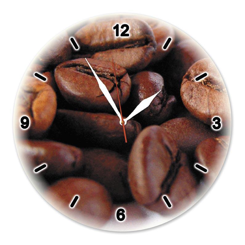 Часы настенные стеклянные Т-Ок 004 SD-2504