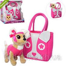 Собачка Кикки Kiki Chi Chi Love Чи Чи Лав в сумочке, поёт и лает 3641