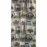 Декор лонета принт Балконы