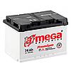Аккумулятор A-Mega Premium, 74 А/ч 6CT-74-A3 790 A