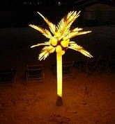 """Светодиодное дерево """"Пальма"""""""