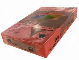 Папір кольорорвий Spectra Сolor  Pink 170, А4, 55 г/м², 500 аркушів, пастель рожевий