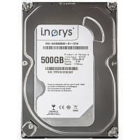 "Жесткий диск i.norys 2,5"" 500GB 5400rpm 8MB (INO-IHDD0500S2-N1-5408) для настольного компьютера ноутбука"