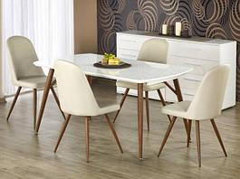 Стол раздвижной обеденный белый (150х190х90х750) Halmar RICHARD