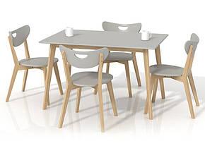 Стол обеденный Halmar LORRITA, фото 2