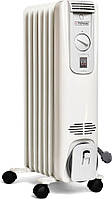 Масляный радиатор (обогреватель) на 1200Вт Термія H 0612