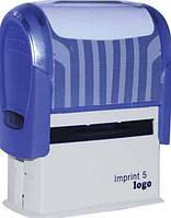 Оснастка для штампу Trodat пластикова, 70*30 мм, синя