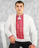 Вышитая рубашка мужская