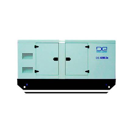 Дизель генератор Darex Energy DE-90RS-Zn (72 кВт), фото 2