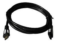 Шнур HDMI-HDMI 1.8м