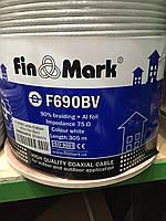 Fin Mark F690BV (чёрный,белый) -100 метров