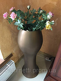 Ваза напольная для цветов Delta Ceramiche (Италия)