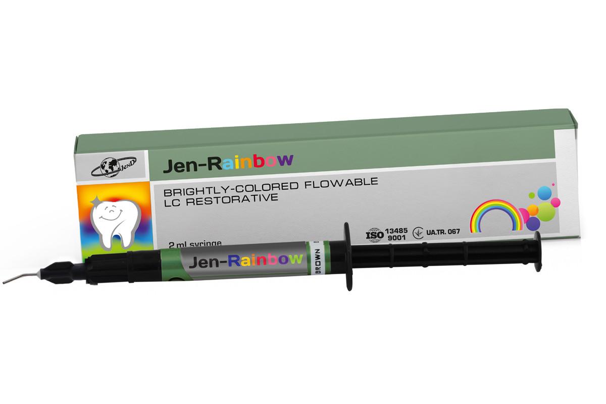 Jen-Rainbow (Джен Реинбоу) в шприцах по 3,2 гр (2 мл).