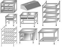 Установка | Монтаж мебели из нержавейки | нержавеющей стали